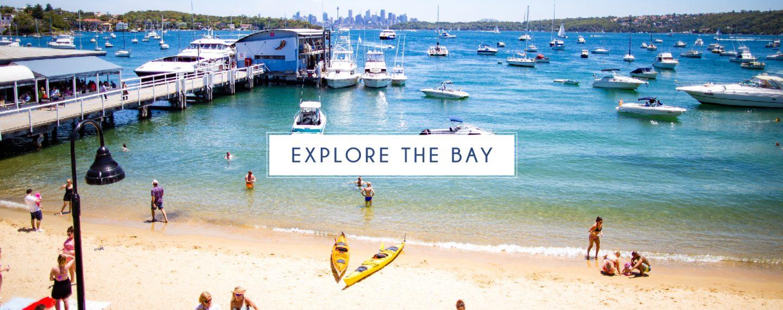 explore the bay