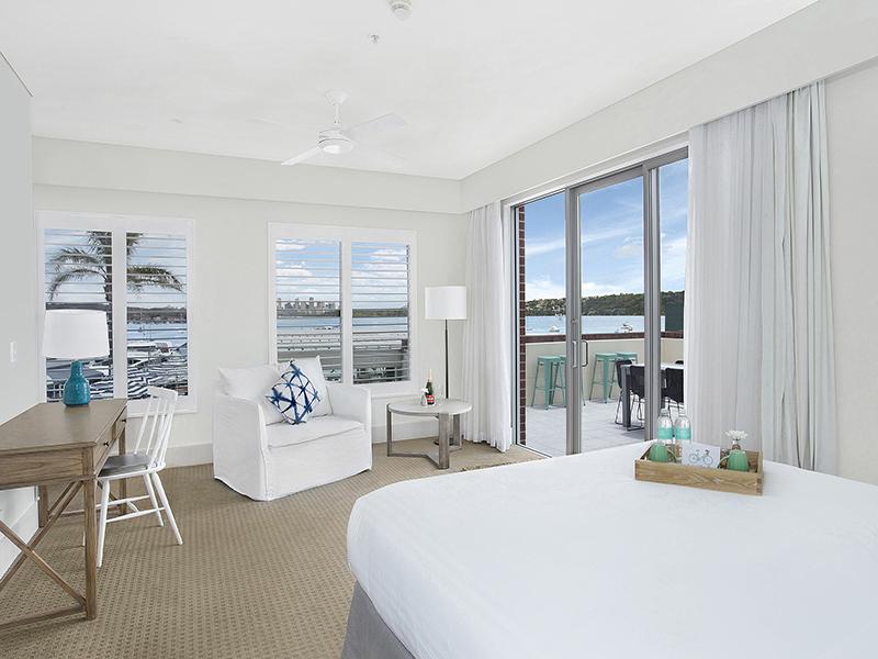 Grand Harbour Terrace Suite