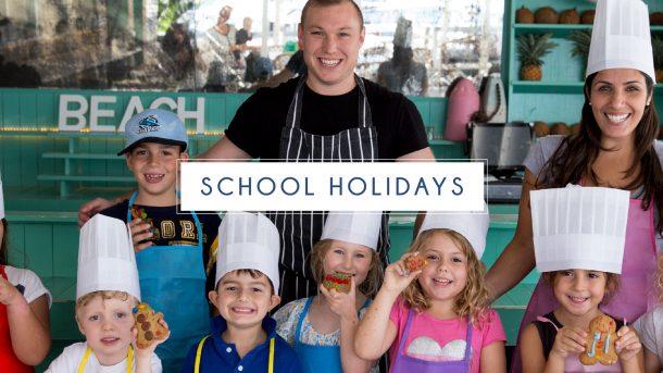 school holidays at watsons bay hotel