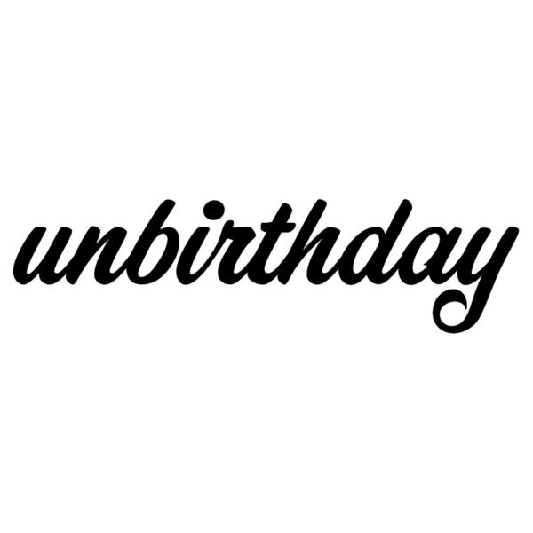 Unbirthday Logo