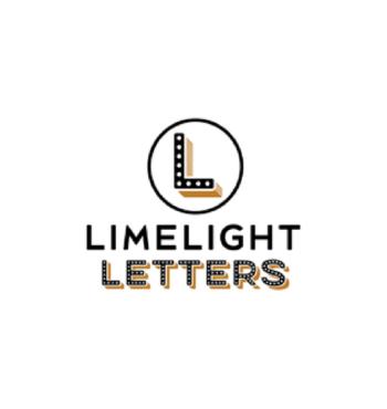 Limelight Letters Logo