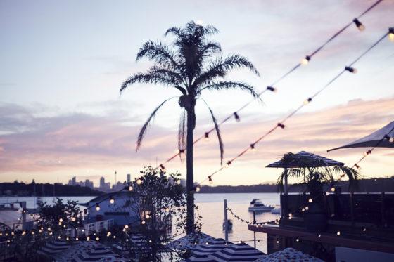 Sunset over Watsons Beach