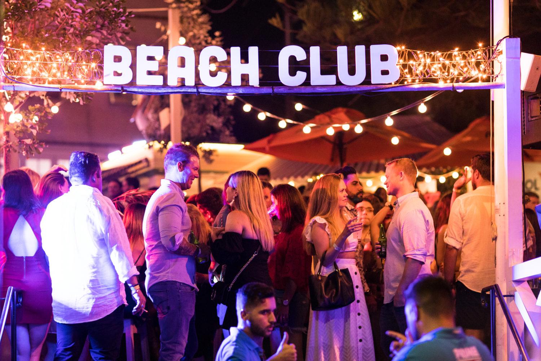 Beach Club Images