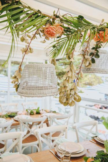 Sydney wedding summer trends we love hanging florals
