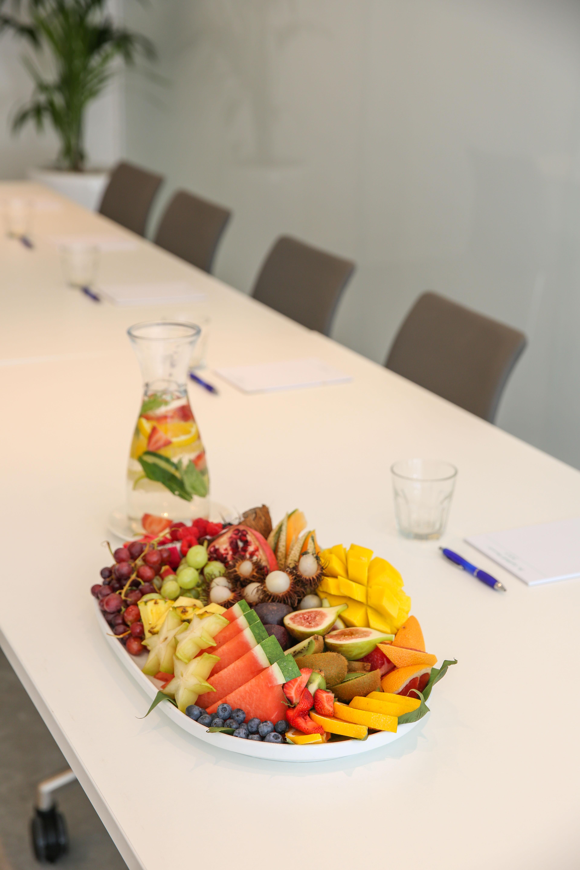 Conferencing food