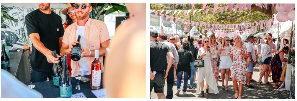 rose street festival vendors
