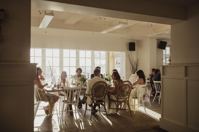 The Sunset Room Wedding