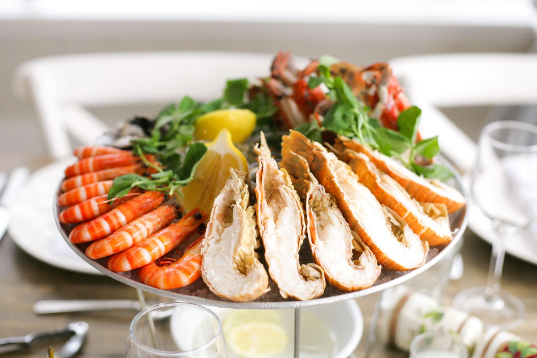 Seafood Platter Watsons Style
