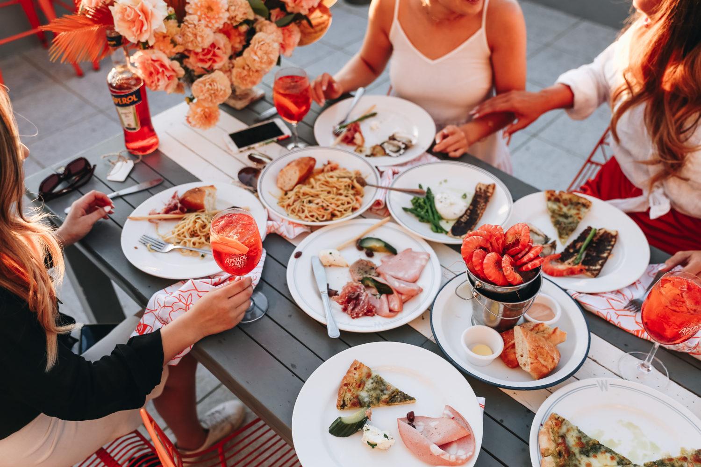 Aperol Spritz Feast
