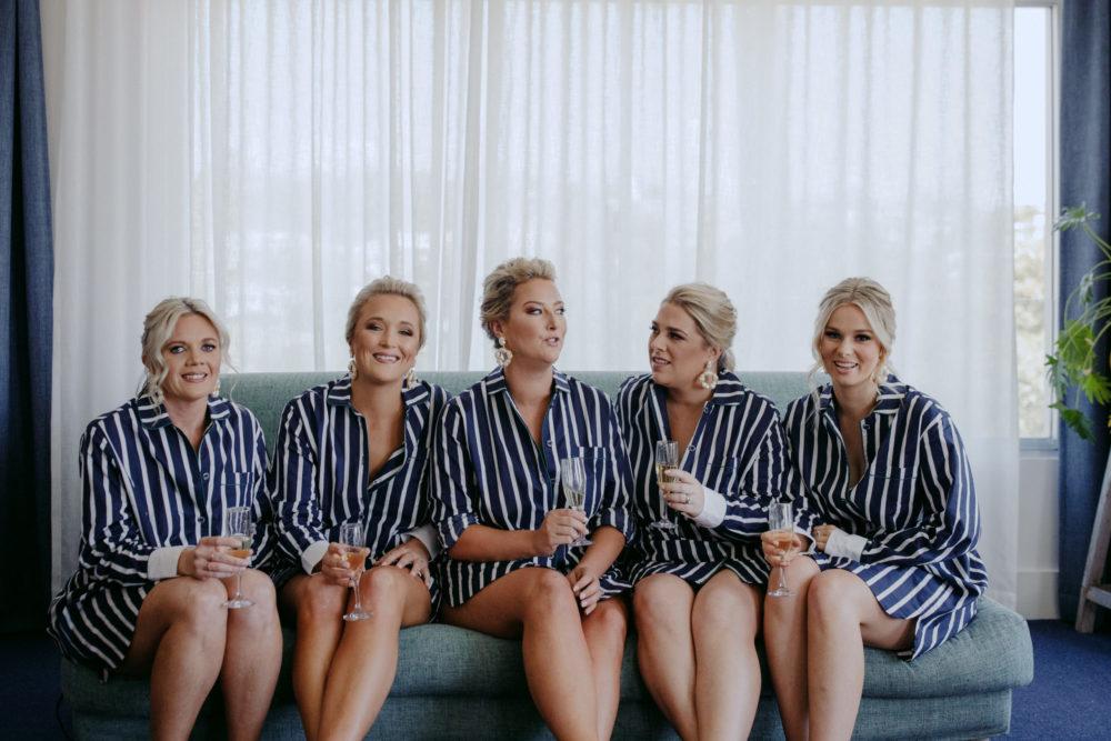 bridesmaids at watsons bay hotel