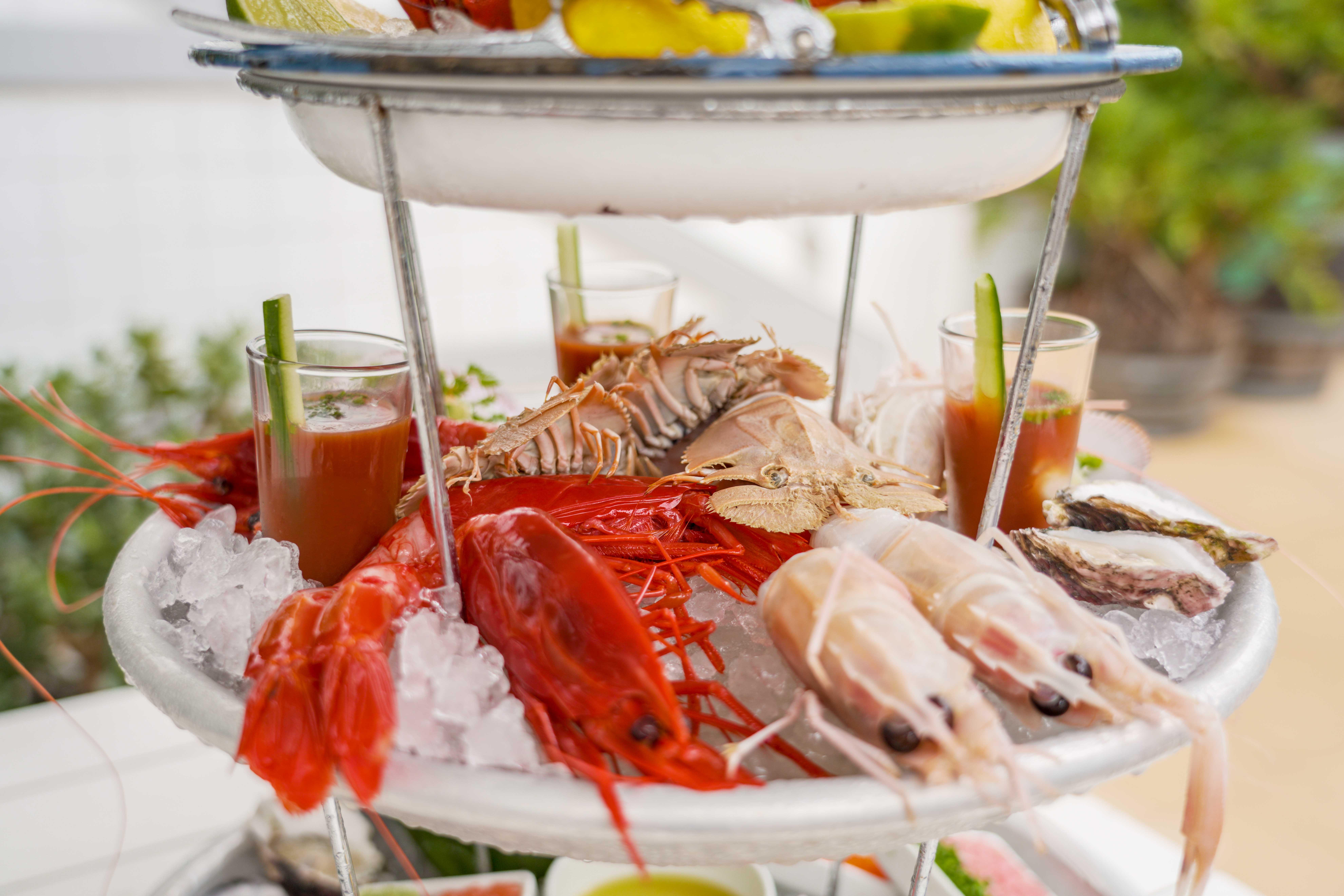 Watsons Luxe Seafood Platter