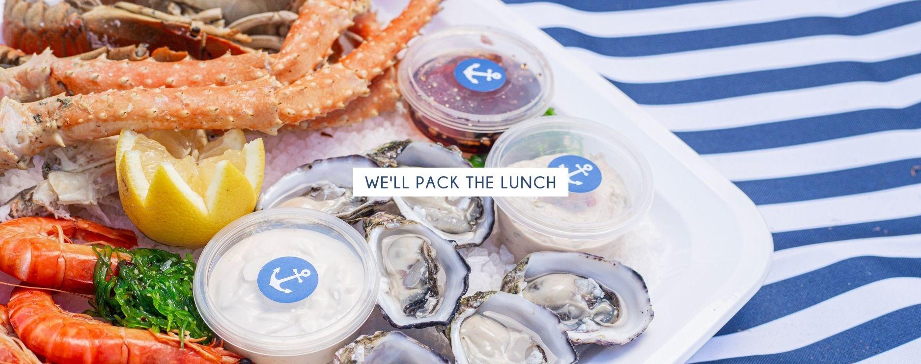 seafood picnic box
