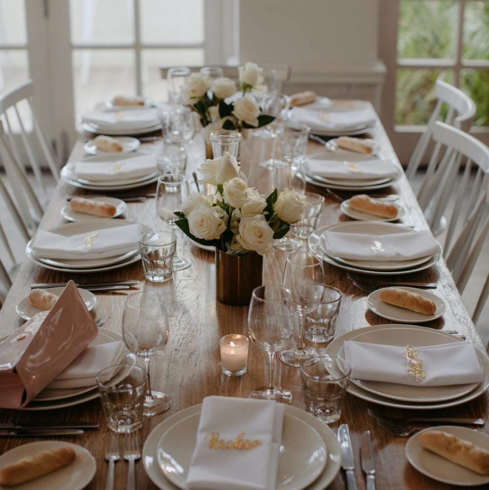 Watsons Bay Weddings Reception